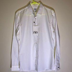 NWT, men's Zara dress shirt